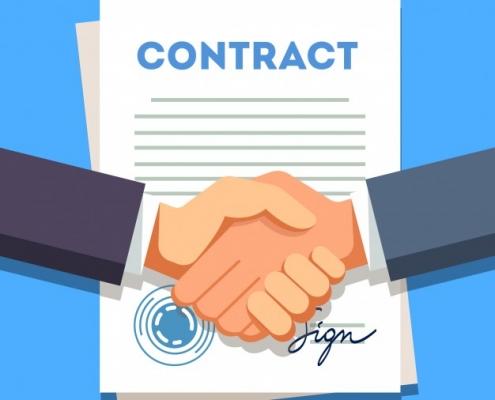 نکات مهم در قرارداد نویسی